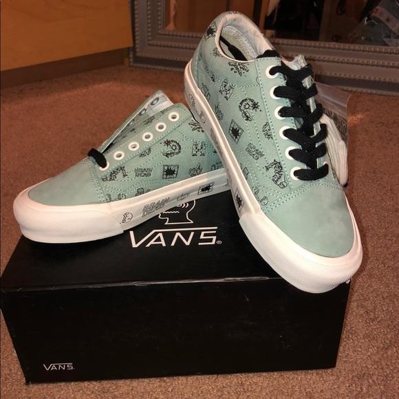 Vans Shoes | Limited Edition Vans Brand